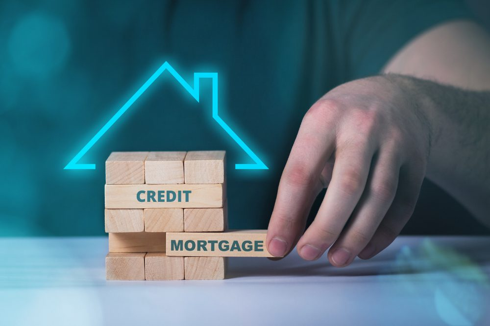 Credit And House Mortgage